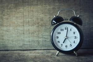 7時置時計